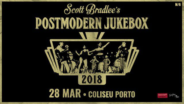 SCOTT BRADLEE'S POSTMODERN JUKEBOX - VIP