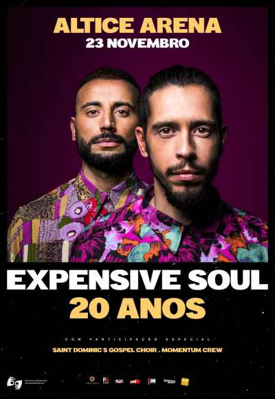 Expensive Soul - 20 Anos