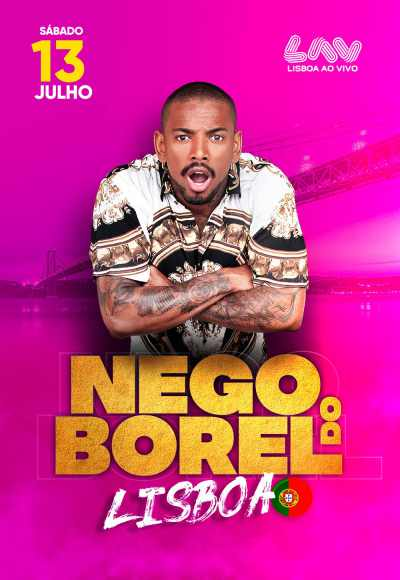 Nego Do Borel