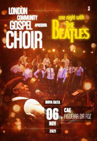 One Night W/ The Beatles London Comm. Gospel Choir