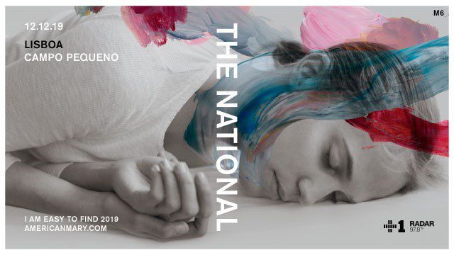 THE NATIONAL - I AM EASY TO FIND TOUR