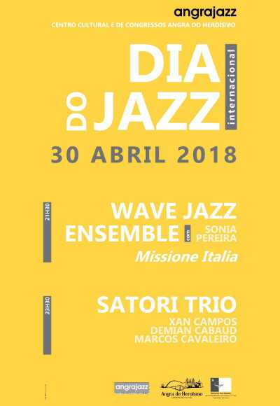 Dia Internacional Do Jazz 2018
