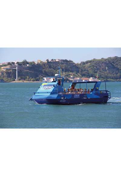 Lisboat Tejo Gift - Voucher