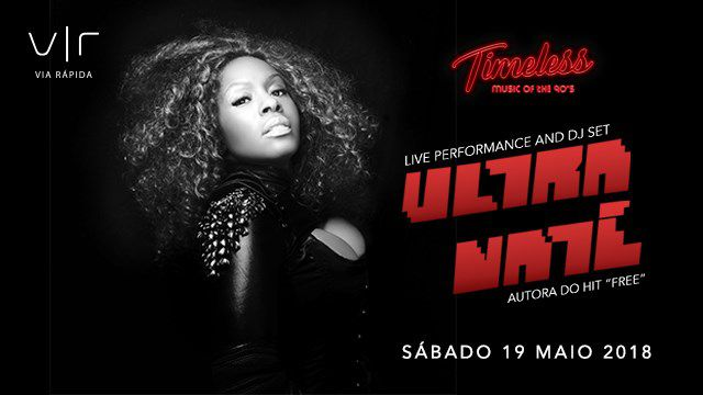 TIMELESS MUSIC OF THE 90s - ULTRA NATÉ AO VIVO