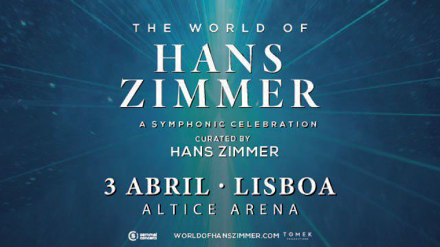 THE WORLD OF HANS ZIMMER - A SYMPHONIC CELEBRATION
