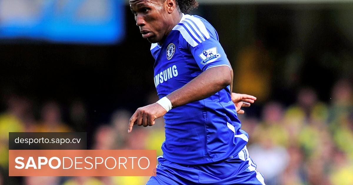 Chelsea e Drogba sem acordo para renovar - Premier League - SAPO Desporto f2bbd72d787e0