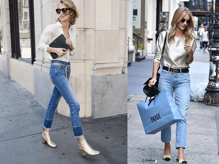 Como usar jeans num look casual chic - Dicas e Tendências - SAPO ... cc4f8a3a06b6