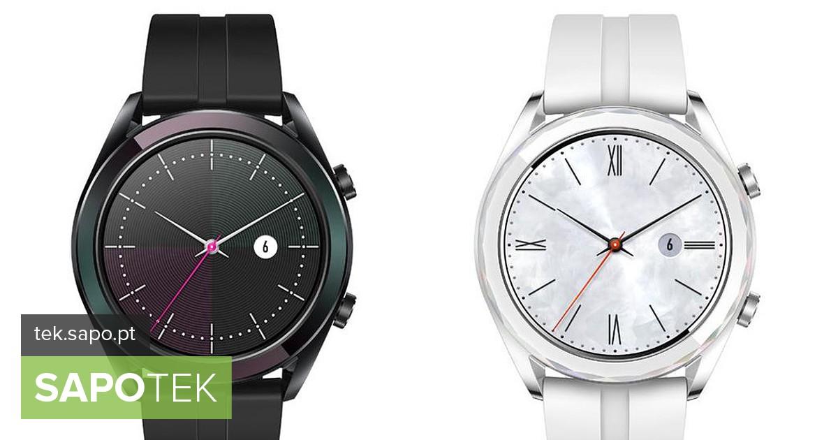 huawei tem um smartwatch elegante para oferecer no dia da. Black Bedroom Furniture Sets. Home Design Ideas