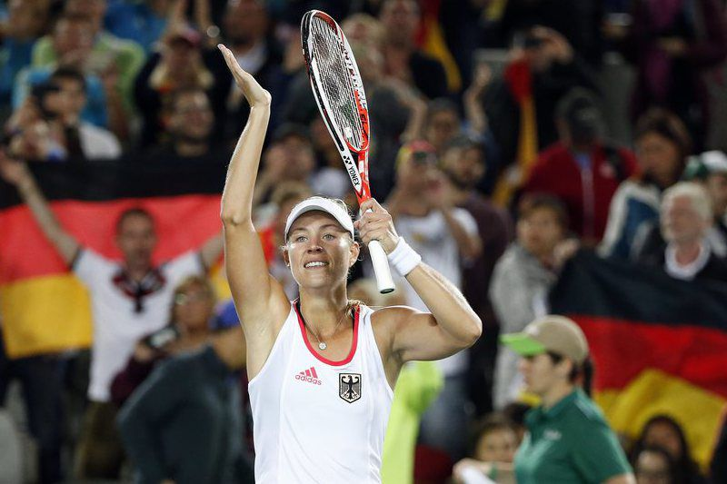 Angelique Kerber • MICHAEL REYNOLDS  / EPA