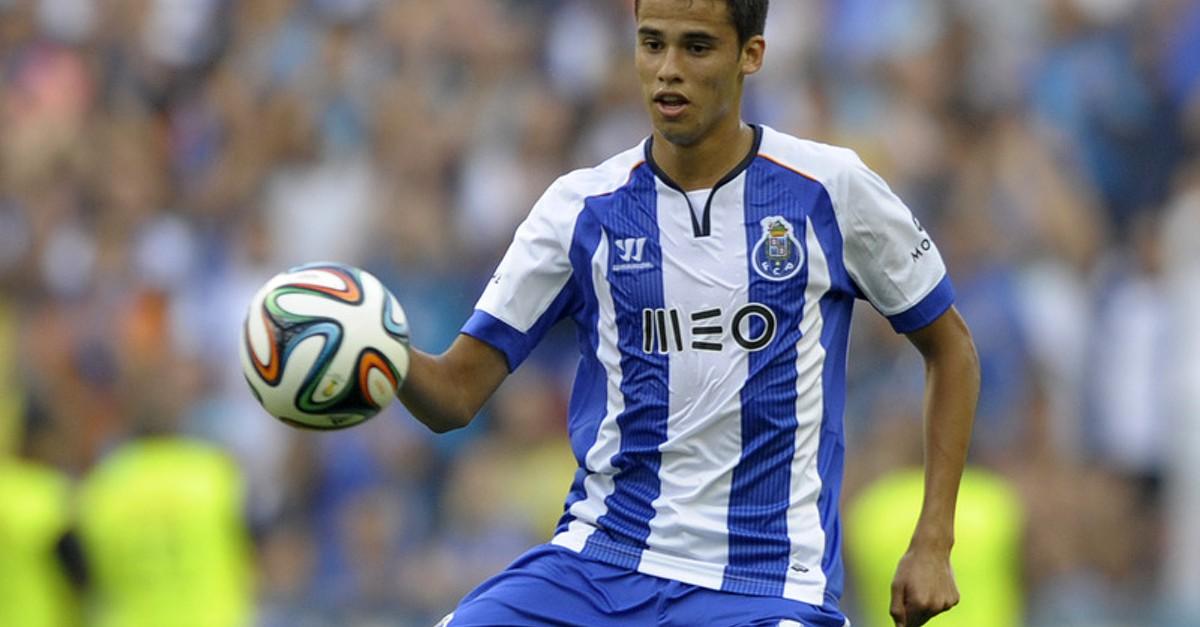 5ac7a2c7bf16d Reyes dá sinais de insatisfação no FC Porto - I Liga - SAPO Desporto