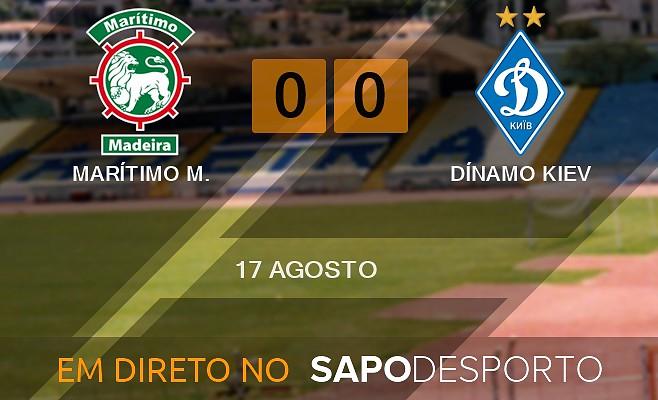 Marítimo M. 0 - 0 Dínamo Kiev - SAPO Desporto 53b04b635f6ab