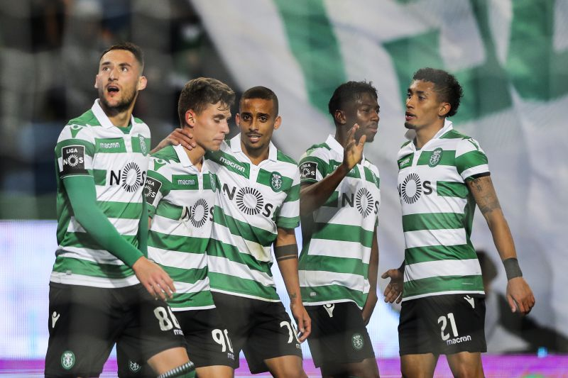 Sporting em risco no clássico com FC Porto 976b55f8f0981