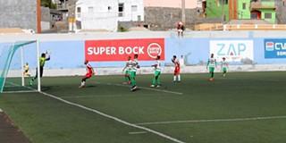 cb78ade42a111 Futebol Cabo Verde  Vulcânico consente empate caseiro frente ao Palmeira