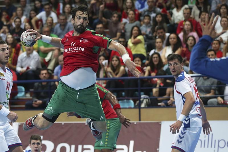 Portugal empata com a Sérvia e fica fora do Mundial de andebol ... a9d4324d01945
