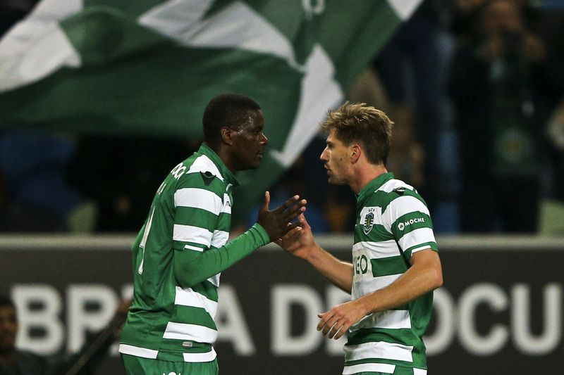 adrien silva william carvalho • LUSA