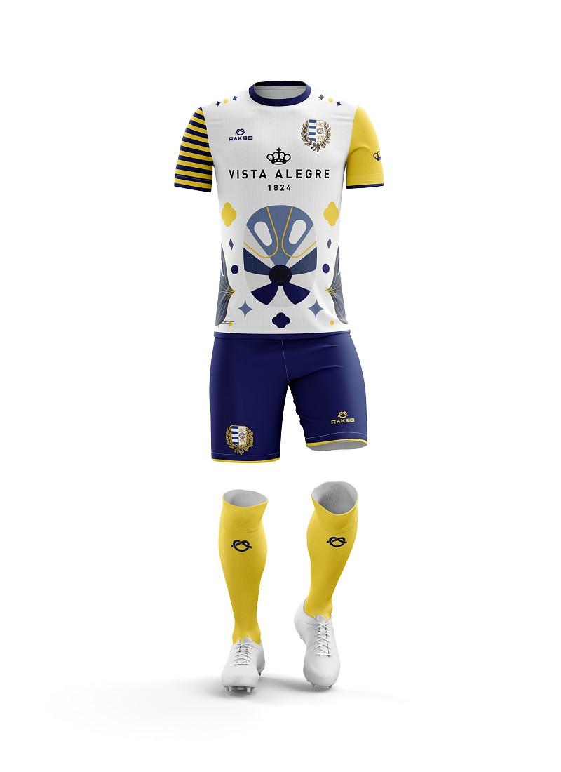 O Sporting Clube ... da Vista Alegre tem novo equipamento. Os Ultra ... b67c1a3540173