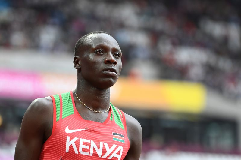 Mundiais de Atletismo: Emmanuel Korir falha 800 metros ...