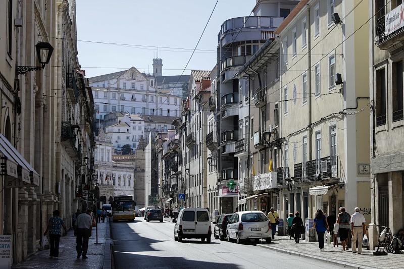 Resultado de imagem para Tecnológicas mudam-se para a Baixa de Coimbra com a esperança de lhe dar outra vida
