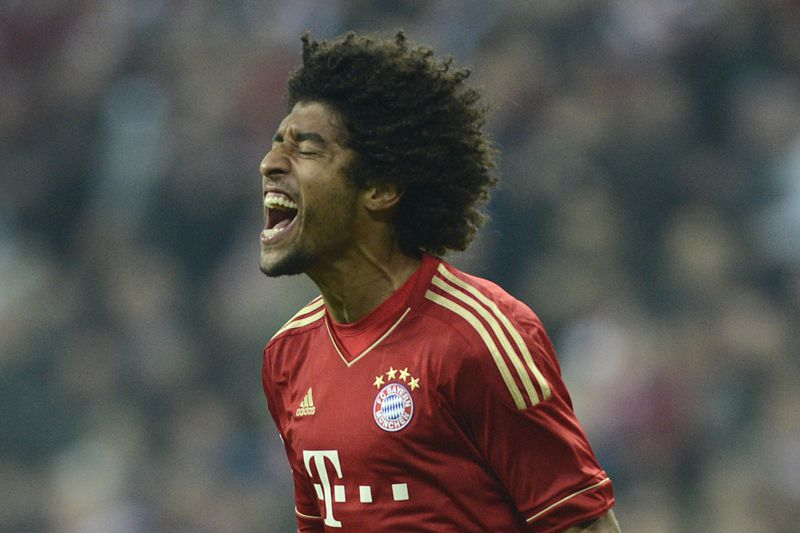 Dante • Defesa central do Bayern Munique • AFP@CHRISTOF STACHE