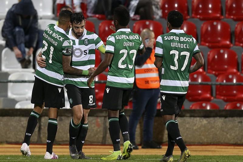 b5d6be53fb74a Análise Aves 1-3 Sporting  Vitória da humildade e do saber estar (no ...