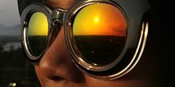 f5bd54732e83f Não se esqueça do protetor solar e dos óculos de sol  a radiação  ultravioleta está