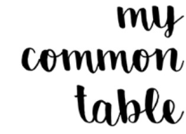 My Common Table