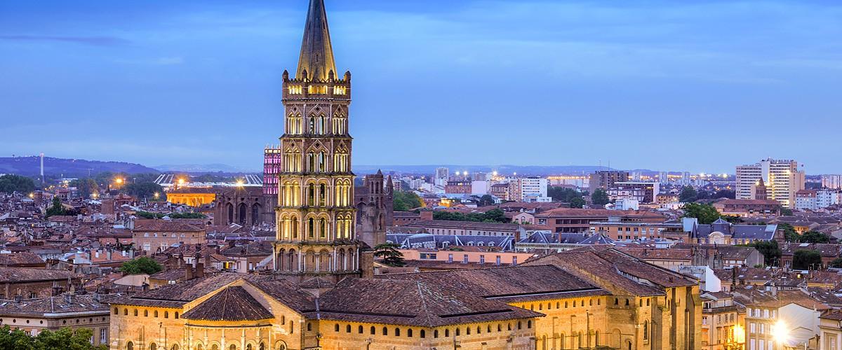 Basilica Toulouse