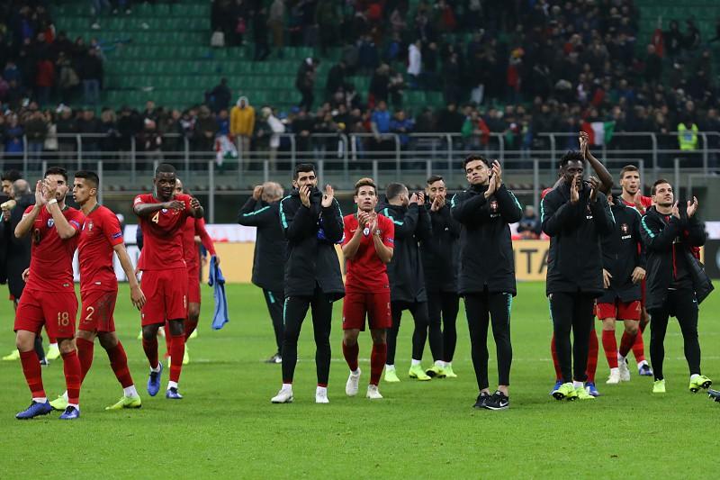 d8deec3a61 Já é oficial  Portugal confirmado com sede da final-four da Liga das Nações