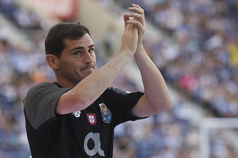 f07479fa57 Casillas confirma vontade de voltar à seleção - Futebol ...