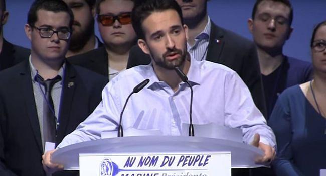 Resultado de imagem para Luso-francês da Frente Nacional é suspenso por insultos racistas