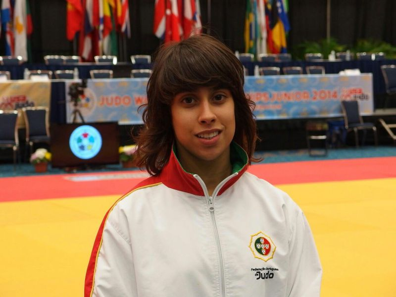 Catarina Costa sétima na categoria -48 kg do Grande Prémio de Marraquexe de judo