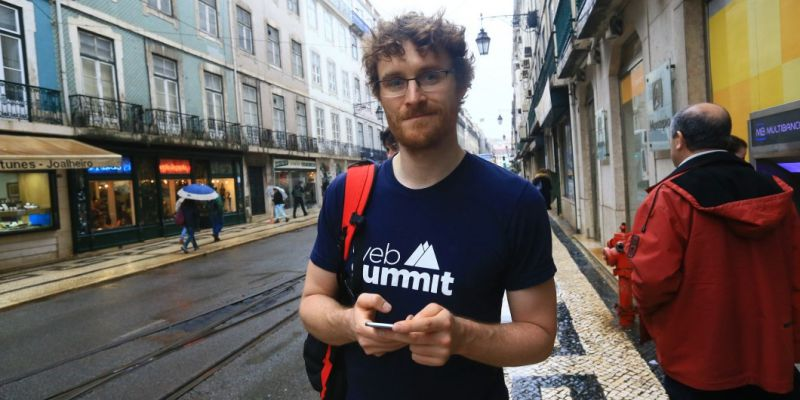 Paddy Cosgrave transfere a MoneyConf para Lisboa