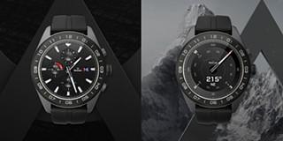 5e5c7862fe2 LG Watch W7 é um smartwatch híbrido mecânico e digital