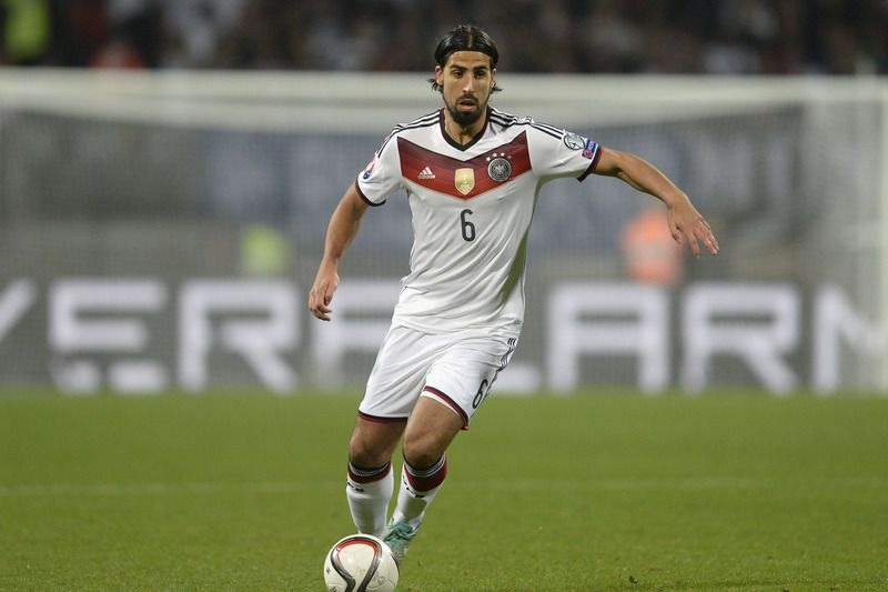 Khedira • CHRISTOF STACHE / AFP