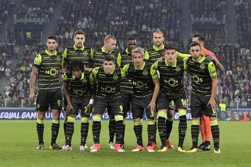 Sporting é a equipa portuguesa que mais jogadores  dá  às ligas europeias acec80bcd4733