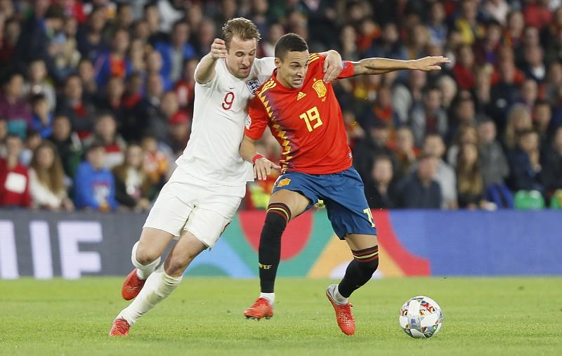 Liga das Nações  Inglaterra vence em Espanha e relança luta pela  final four   127dfa3eee956