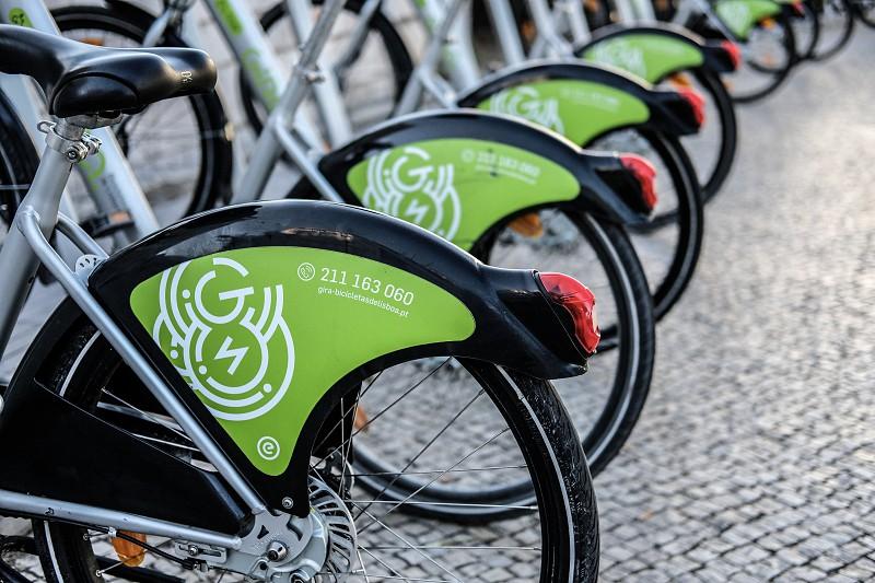 Resultado de imagem para Mais bicicletas a pedalar, menos veículos a circular. Câmara quer que mobilidade em Lisboa mude