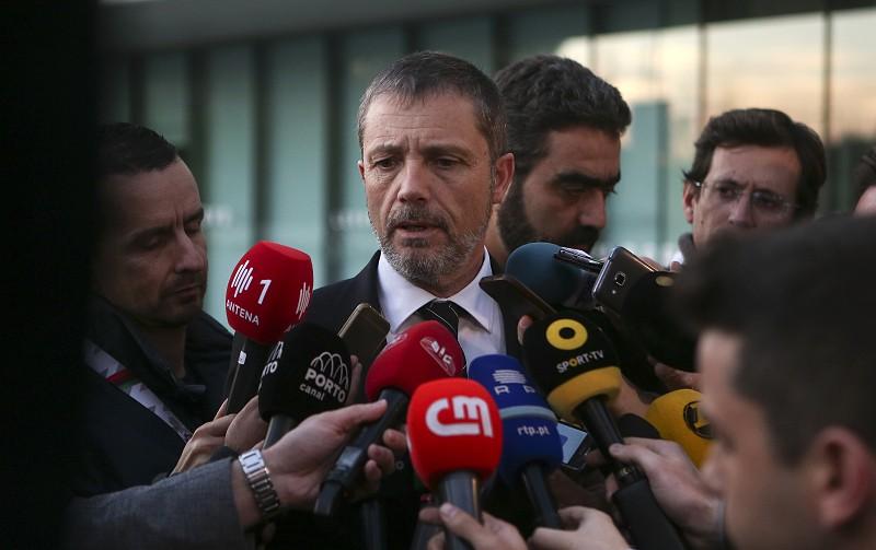 Júlio Mendes promete maior orçamento na próxima época no Vitória de  Guimarães 06c5151d388bd