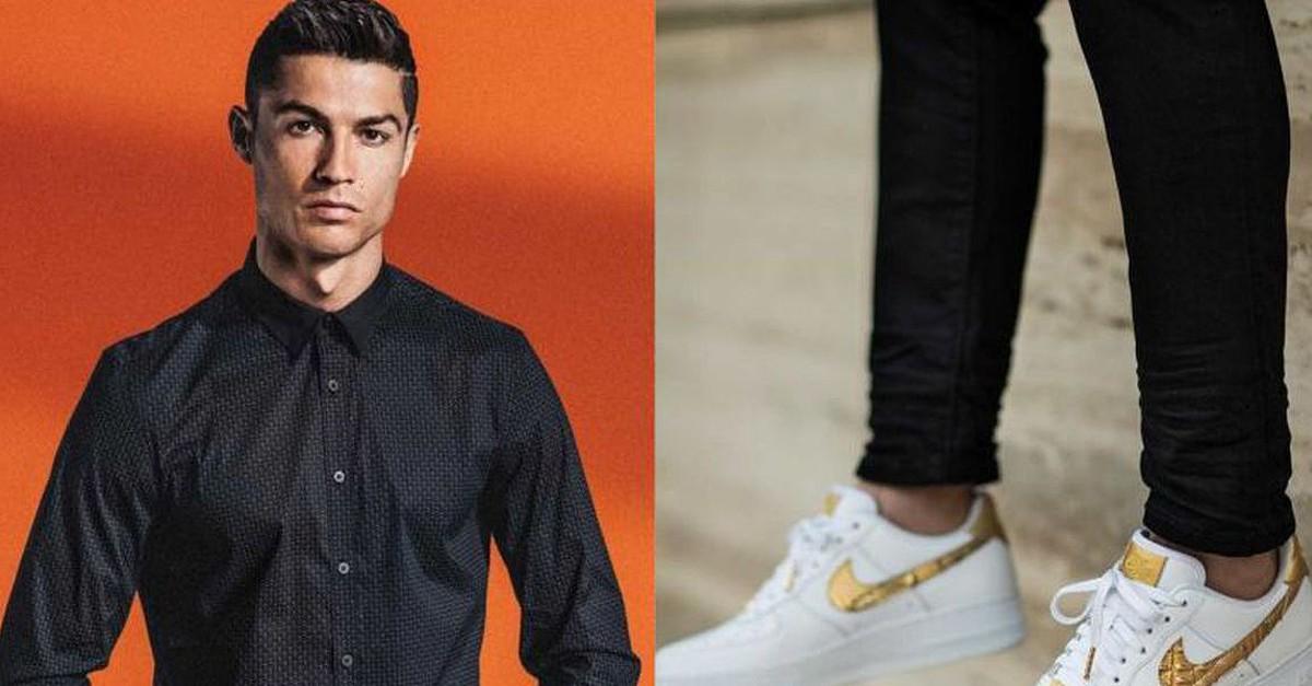 a9286916bdc52 Novos ténis de Ronaldo esgotam em poucas horas - Atualidade - SAPO Lifestyle