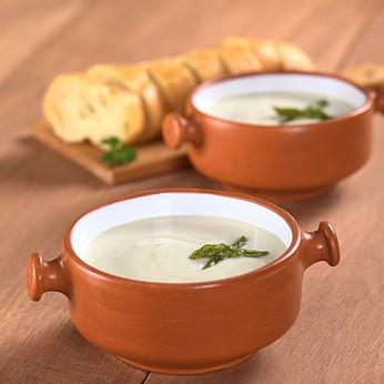 Creme de espargos receita sapo lifestyle for Sopas francesas famosas