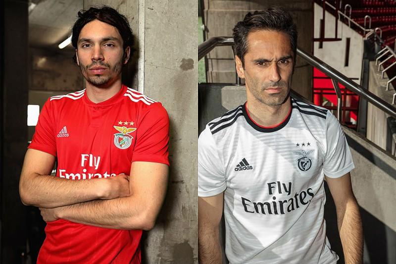 Benfica apresenta os novos equipamentos no regresso ao trabalho - I ... e677e6e8cace9