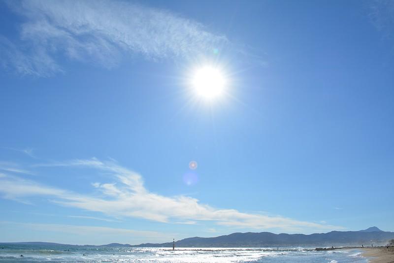 b2bc110bffef0 Índice ultravioleta em valores extremos a muito elevados em todo Portugal  Continental