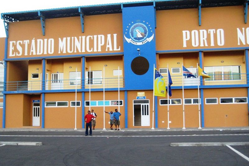 Estádio Municipal do Porto Novo • INFORPRESS