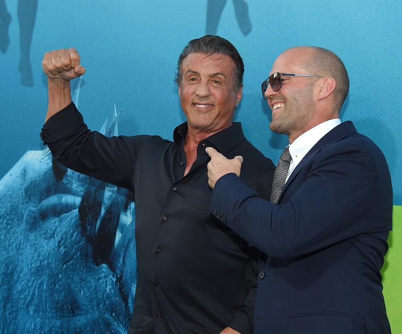 Stallone já treina para voltar a ser Rambo no cinema