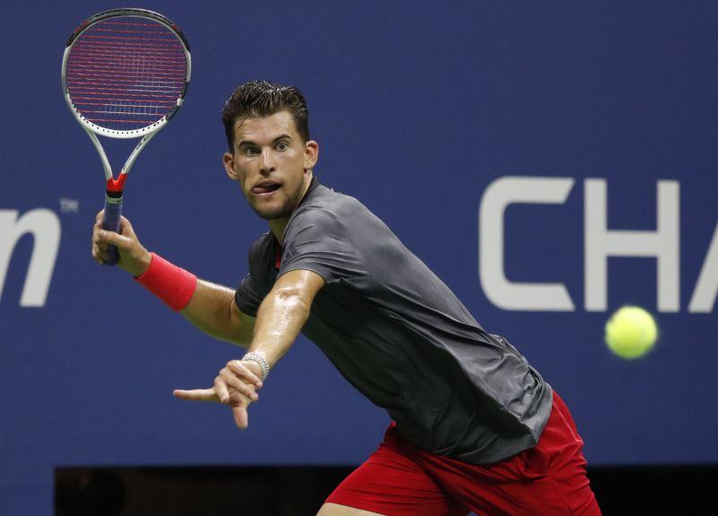 Dominic Thiem junta-se a Federer na final do Masters 1000 de Indian Wells