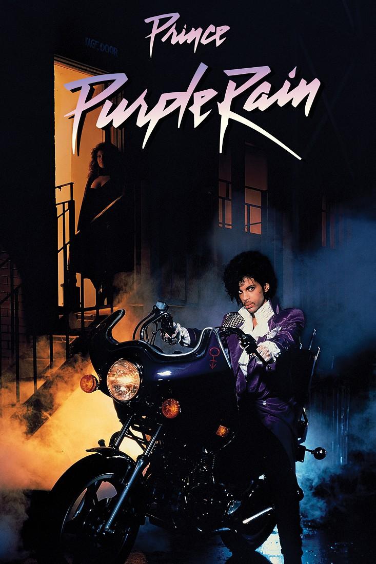 """Filmes Sobre Musicos inside filme """"purple rain"""", protagonizado por prince, volta aos cinemas"""