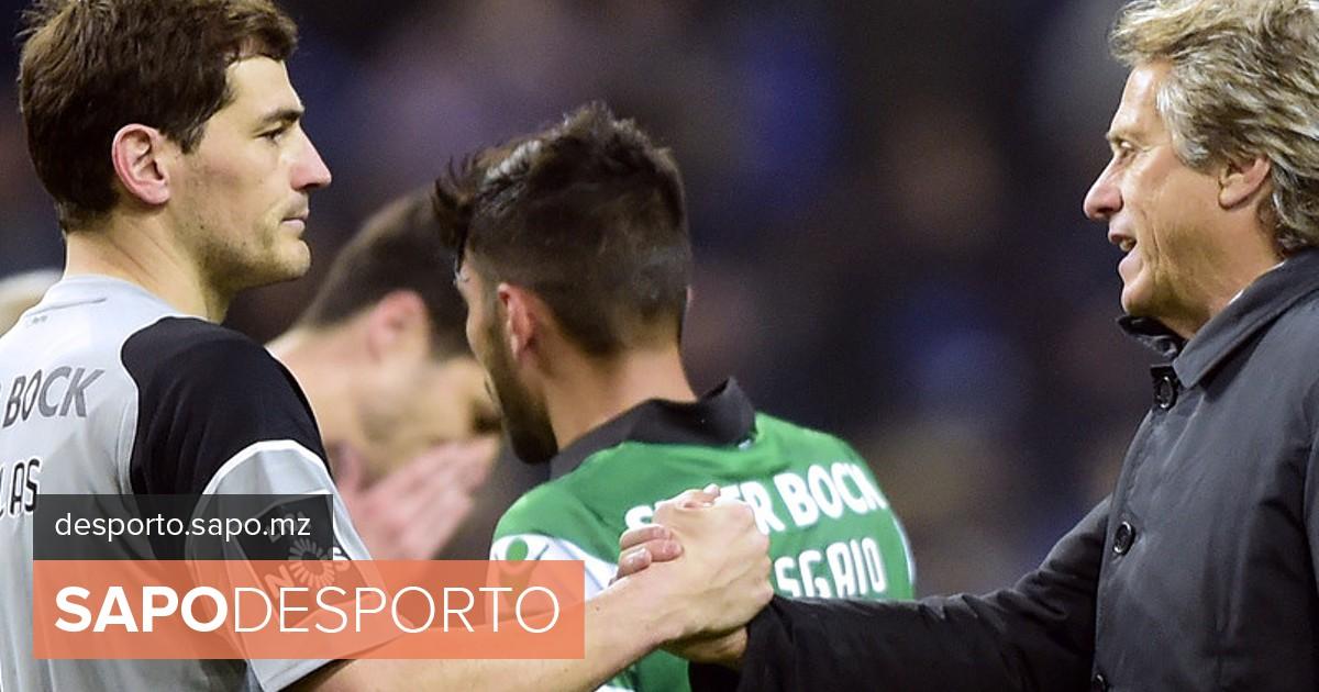 3218abb82d Antero Henrique quer Casillas no PSG - Ligue 1 - SAPO Desporto