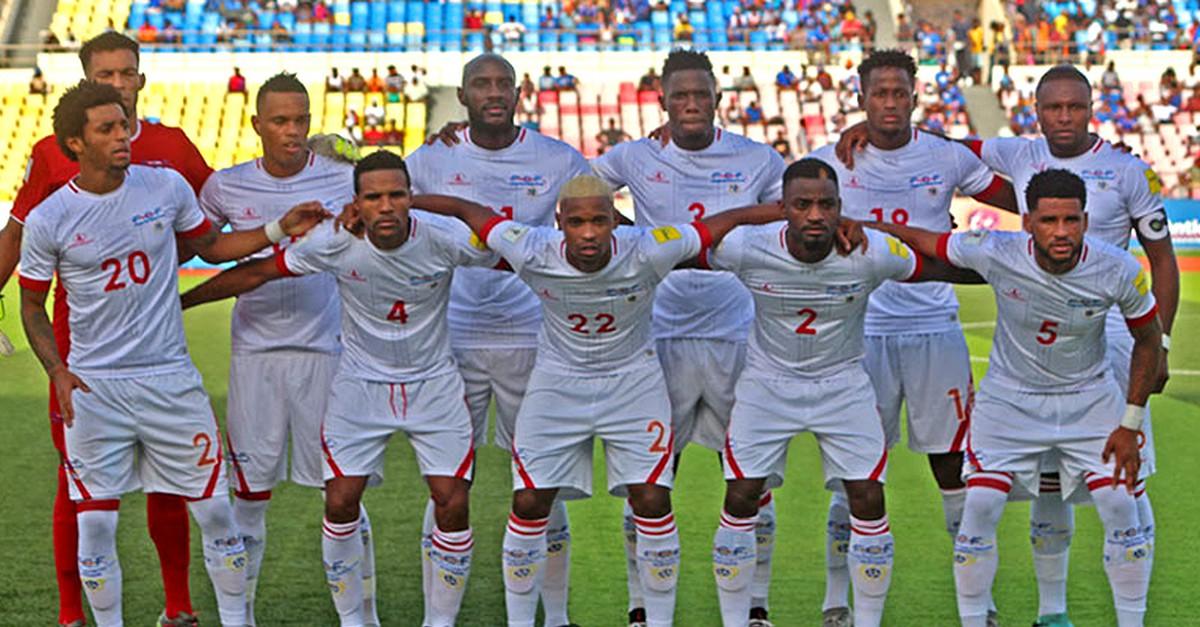 9c2baf7e1e Cabo Verde despede-se da qualificação com nova derrota