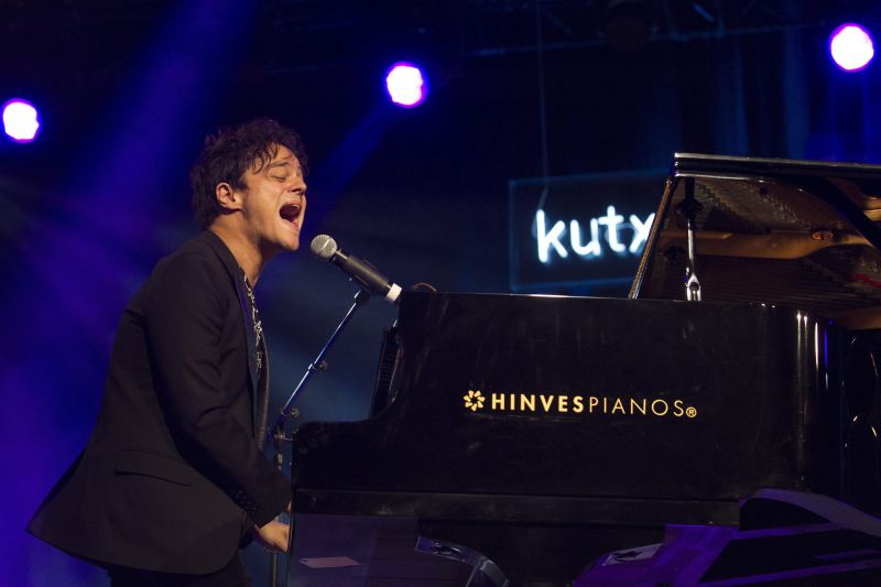 EDP CoolJazz: Jamie Cullum regressa em 2019 a Portugal