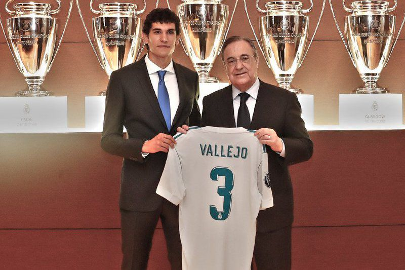 Vallejo • Real Madrid